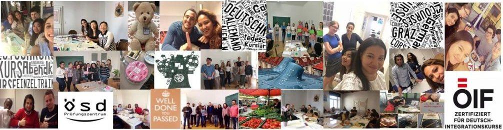 Deutschkurse Graz |  ÖSD & ÖIF-Prüfung (A1 | A2 | B1 | B2 | C1)