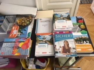 Deutsch Kurse Bücher