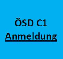 C1 ÖSD Prüfung in Graz