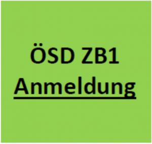 Internationale B1 ÖSD prüfung in Graz