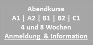 Deutsch Abendkurse Graz bei Deutsch im Trend