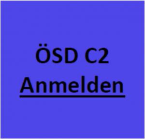 ÖSD Prüfung C2 Graz