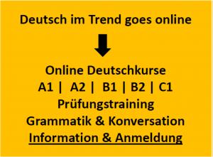 Deutschkurse Online in Graz