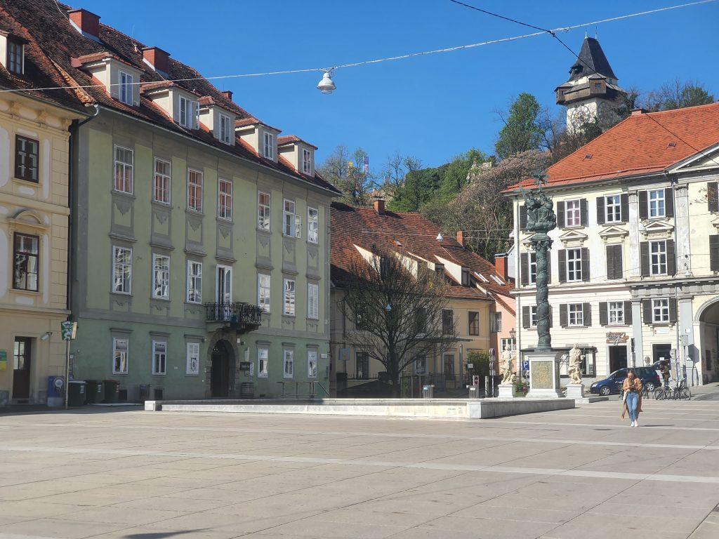 Deutsch Kurs Graz Karmeliterplatz